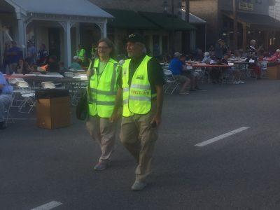 First Aid Patrol