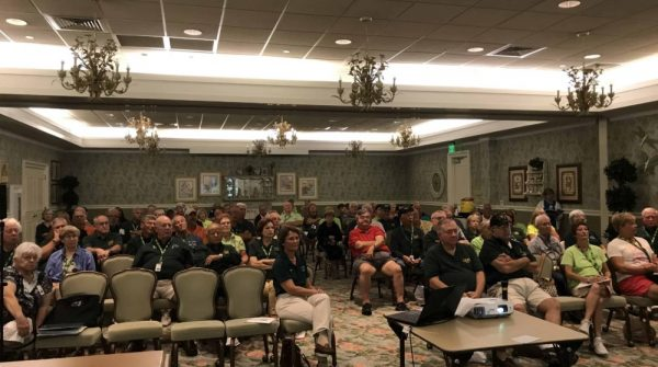 CERT general meeting
